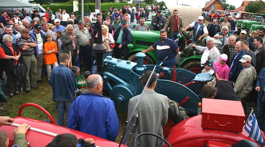 Traktormuseum Stainz